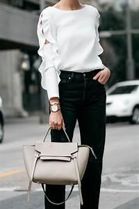 a feminine way to wear boyfriend fashion jackson