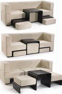 extendable sofa and coffee table With coffee table for a sectional sofa