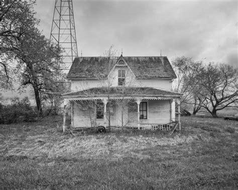 beautiful  abandoned farmhouse  north dakota fine