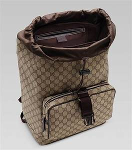 Gucci GG Plus Flap Top Backpack   UpscaleHype