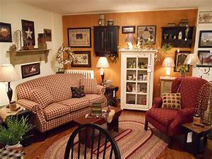 Popular Country Style Living Room Furniture : Perfect