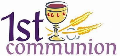Communion Eucharist Clipart 1st Catholic Faith Formation