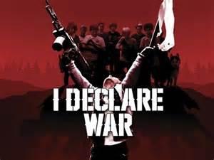 i declare war official trailer