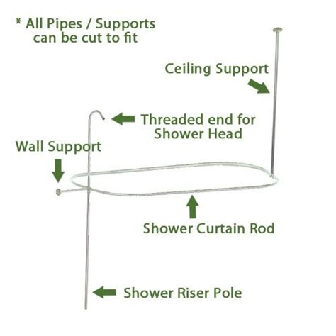 clawfoot tub faucet buying guide part 2 add a shower