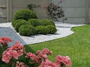 bordure de pelouse choix de materiaux et les techniques With allee de jardin en cailloux 14 differents bordures de jardin