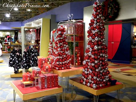 christmas decorations shop  grasscloth wallpaper