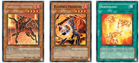 yu gi oh trading card game 187 popular strategies flamvell cat