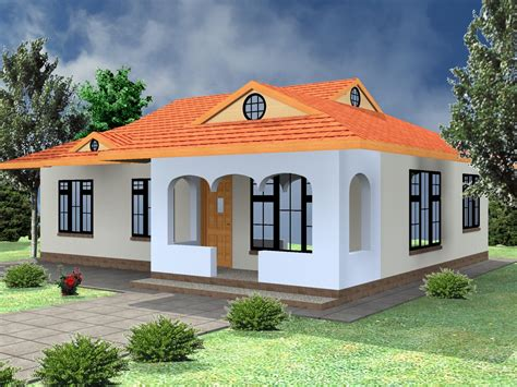 house plans some best house plans in kenya 3 bedrooms bungalows hpd