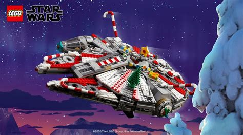 LEGO Ideas Christmas competition offers LEGO Star Wars prizes