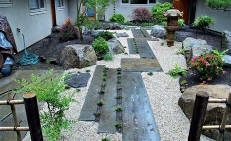 Stein Garten Design by 53 Erstaunliche Bilder Gartengestaltung Mit Steinen