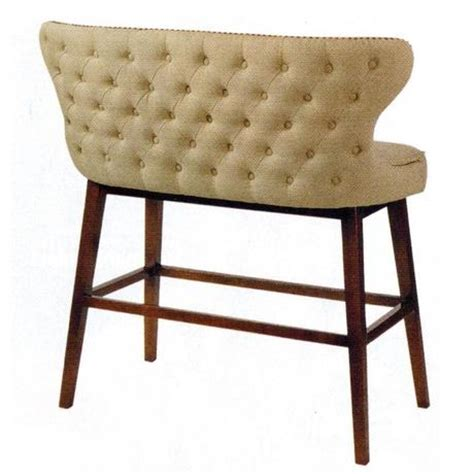 Counter Height Settee by Interior Obsession The Best Of Kitchen Stools Paperblog