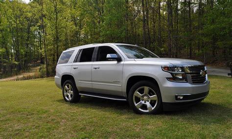 Road Test Review  2015 Chevrolet Tahoe Ltz 4wd