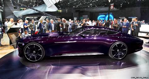 vision mercedes maybach  paris debut gallery