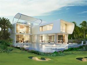 Dubai Gets Bugatti-Styled Homes Overlooking Trump World