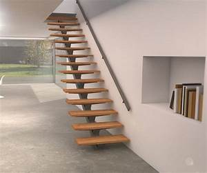 Escalier Sur Mesure Prix : vente d 39 escaliers sur mesure en kit stairkaze mobilier ~ Edinachiropracticcenter.com Idées de Décoration