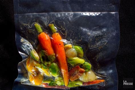 plat cuisiné sous vide la cuisine sous vide sort de l 39 ombre iris gagnon paradis