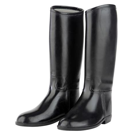 horse riding rh jumping sell equestrian comfortable pvc waterproof boot long