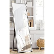 floor mirror stopper floor mirrors leaning full length floor standing mirrors bed bath beyond
