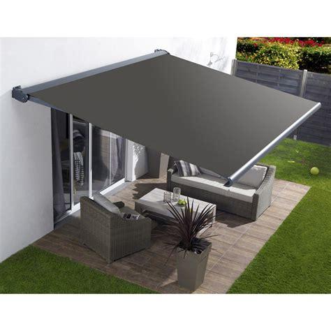 meuble vitré cuisine store banne motorisé bornéo coffre intégral aluminium