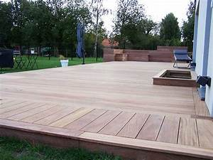 Terrasse En Anglais : terrasse bois cumaru ~ Preciouscoupons.com Idées de Décoration