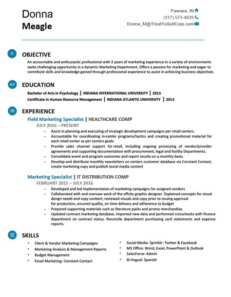 Marketing Resumes by Need Harsh Marketing Resume Critique Resumes