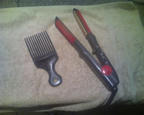 How To Straighten Biracial Hair With A Flat Iron Hubpages