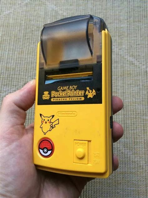 Gameboy Printer Vintage Video Games Video Game Cosplay