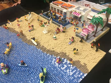 Hull Block Con 2017 Lego Show Review