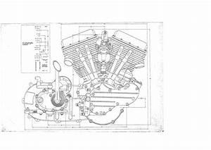 Image Result For Knucklehead Engine Blueprint