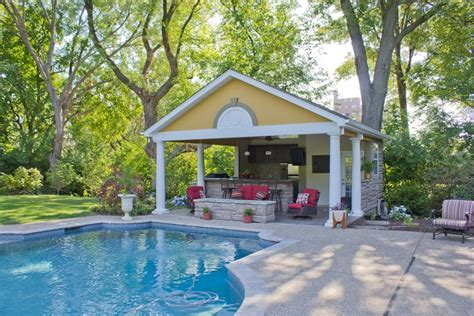 home plans with pool pool houses cabanas landscaping