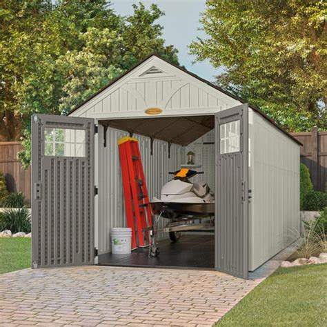 Suncast Storage Sheds Menards by Suncast Tremont 174 8 X 16 Storage Building At Menards 174