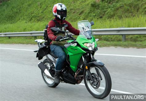 Kawasaki Versys X 250 Image by Pandangan Awal Kawasaki Versys X 250 Diuji Ringkas Paul
