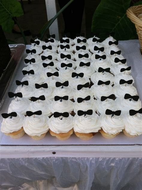 Bow Tie Baby Shower Ideas - best 25 bow tie cupcakes ideas on bow tie