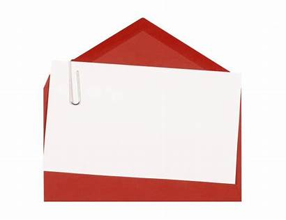 Busta Rossa Biglietto Sobre Rojo Tarjeta Gratis
