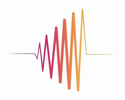 Sound Vector Waves Illustration Audio Vecteezy Graphic