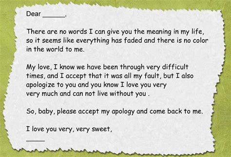 samples  written love letters sample love letters