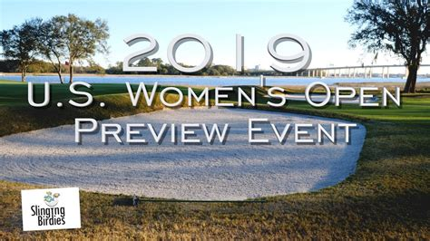 Getting Lay Land by U S S Open Preview Chatting Up Lpga