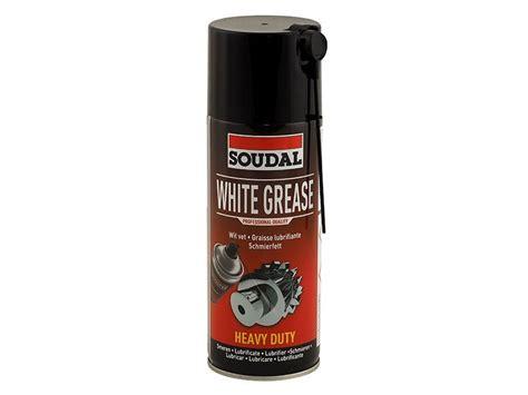 Soudal White Grease Aerosol Spray