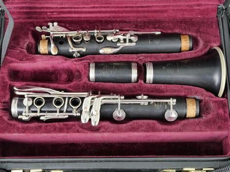 Buffet Crampon R 13 Bb Clarinet Nickel Plated Keys For