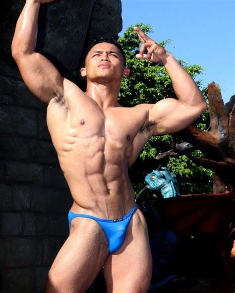 Pin by Dan Ip on Asian bodybuilders in 2020 | Bodybuilders, Swimwear, Bodybuilding