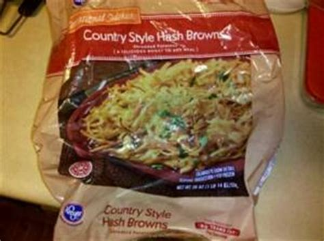 Kroger Country Style Hash Browns Photo