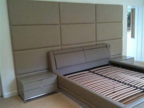 bedroom luxury bedroom decor  upholstered wall panels