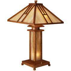 wood mission lamp plans woodworking projects plans