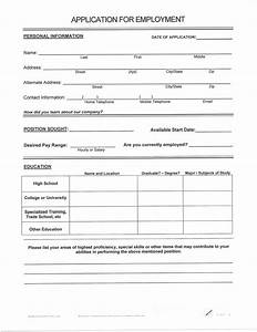 Free resumes to fill out and print myideasbedroomcom for Free resume forms to fill out