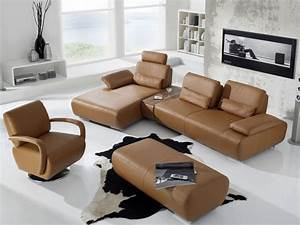 Wohnlandschaft Leder Braun : leder sofa garnitur miami k w kw m bel eck couch ~ Pilothousefishingboats.com Haus und Dekorationen