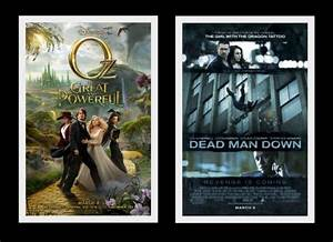 Movie Podcast Weekly Ep. 024: Oz The Great and Powerful ...