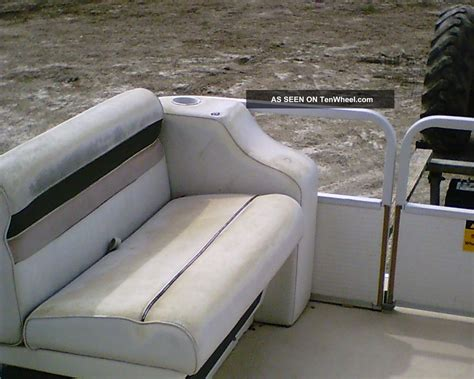 Craigslist Pensacola Pontoon Boats by Sweetwater Pontoon Boat Is A 24 Foot 1995 In Loudon Tn