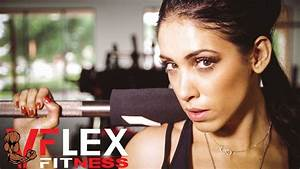 VFlex Fitness: Bella Falconi (60 sec) Promo Video - YouTube