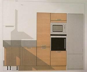 meuble d angle pour four encastrable cuisine en image With meuble d angle pour four encastrable
