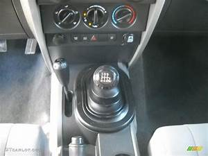 2008 Jeep Wrangler Rubicon 4x4 6 Speed Manual Transmission